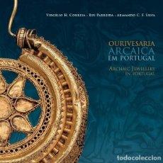 Sellos: PORTUGAL ** & LIBRO TEMÁTICO DE CORREOS, JOYERÍA ARCAICA EN PORTUGAL 2013 (86427). Lote 203010702