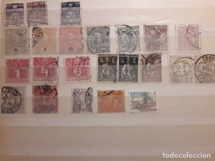 Sellos: Sellos Dinamarca y portugal - Foto 3 - 203191230