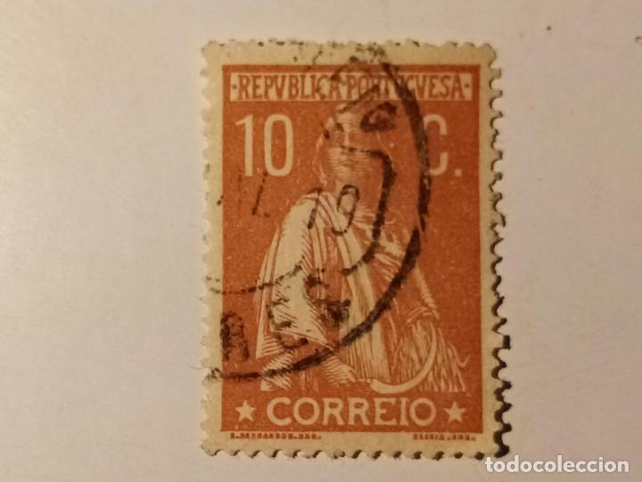 PORTUGAL 1912 PERFORACIÓN: 15 X 14 (Sellos - Extranjero - Europa - Portugal)