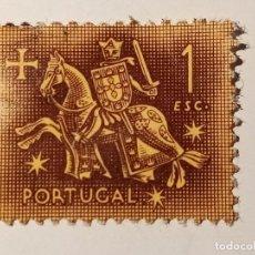 Sellos: PORTUGAL 1953 1 ESCUDO. Lote 206263581