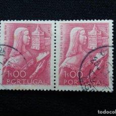 Sellos: PORTUGAL, 1$00, JOAO DE BRITO, AÑO 1948,. Lote 208770713