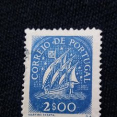 Sellos: PORTUGAL, 2$00, CARAVELA, AÑO 1943, SIN USAR. Lote 208775515