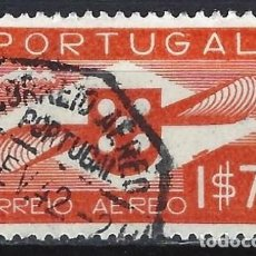 Sellos: PORTUGAL 1936 - CORREO AÉREO - SELLO USADO. Lote 212664335