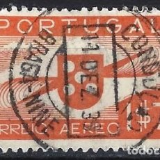 Sellos: PORTUGAL 1936 - CORREO AÉREO - SELLO USADO. Lote 212664352
