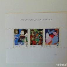 Sellos: HOJITA PORTUGAL (2). Lote 213000695