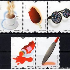 Sellos: PORTUGAL 2009 - THE STAMPS AND THE SENSES - THE 100TH ANNIVERSARY OF THE BIRTH OF LOUIS BRAILLE. Lote 213830528