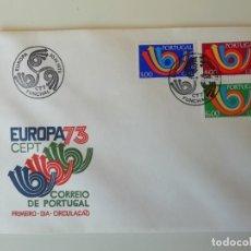 Sellos: SOBRE PRIMER DÍA DE CIRCULACIÓN PORTUGAL. Lote 217066783