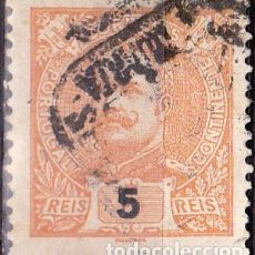 Timbres: 1895 - 1905 - PORTUGAL - REY CARLOS I - YVERT 125. Lote 217375652