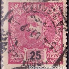 Timbres: 1895 - 1905 - PORTUGAL - REY CARLOS I - YVERT 131. Lote 217375756