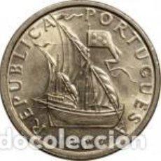 Sellos: 5 ESCUDOS PORTUGAL 1984. Lote 218758448