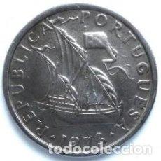 Sellos: 5 ESCUDOS PORTUGAL 1983. Lote 218758587