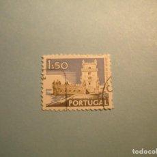 Sellos: PORTUGAL - LISBOA, TORRE DE BELEM.. Lote 221293992