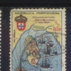 Sellos: S-5914- PORTUGAL. MOZAMBIQUE. MOÇANBIQUE.. Lote 221382641