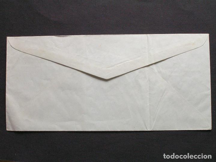Sellos: PORTUGAL - SOBRE CONMEMORATIVO DE LA PRIMERA EXPOSICION DE AERONAUTICA DE OPORTO 1960 - Foto 2 - 222149946