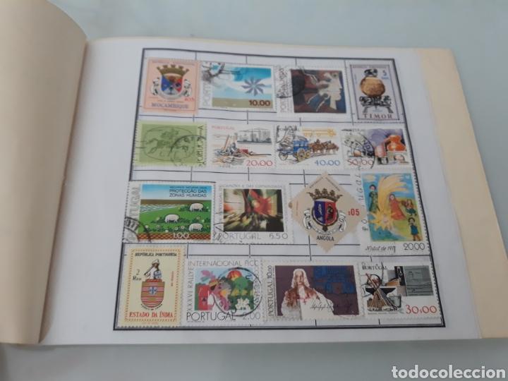 Sellos: Colección sellos Portugal con y sin matasellos - Foto 3 - 223318415