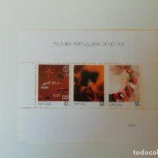 Sellos: HOJITA PORTUGAL (1). Lote 224759086