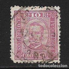Sellos: PORTUGAL - CLÁSICO. YVERT Nº 67(B) USADO Y DEFECTUOSO. Lote 226711195