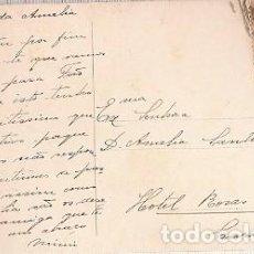 Sellos: PORTUGAL & CIRCULADO, FANTASÍA, MUJERES Y NIÑOS, HOTEL ROSAS, CURIA 1918 (78686). Lote 227071485