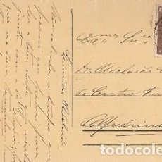 Sellos: PORTUGAL & CIRCULADO,...TORTOSENDO A ALPENDERINHA 1918 (79797). Lote 227074390