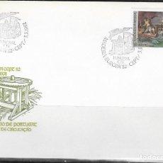 Sellos: FDC MADEIRA 1982, EUROPA YT 82, FOTO ORIGINAL. Lote 235876985
