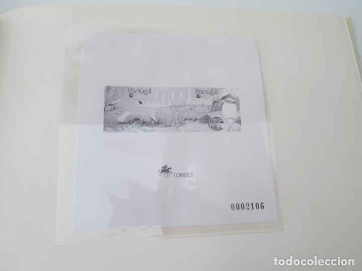 Sellos: ER * PORTUGAL * CONSERVACION DE LA NATURALEZA * 1995 - Foto 2 - 236041430