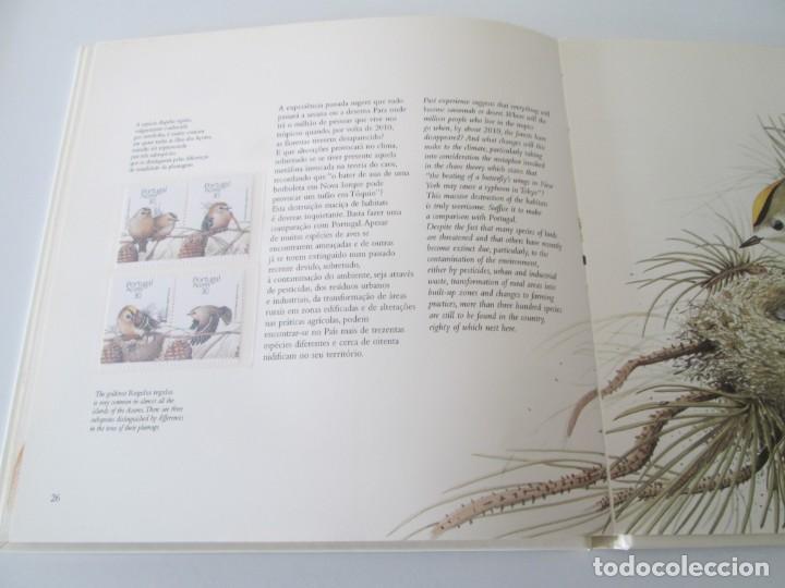 Sellos: ER * PORTUGAL * CONSERVACION DE LA NATURALEZA * 1995 - Foto 12 - 236041430