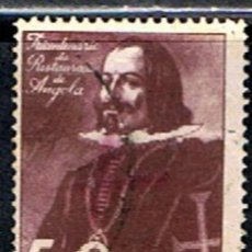Sellos: ANGOLA - PORTUGAL // YVERT 302 // 1948 ... USADO. Lote 236447675