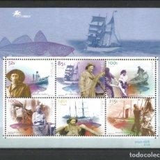 Sellos: SELLOS DE PORTUGAL AÑO 2000. HOJA BLOQUE Nº 167 CATÁLOGO YVERT NUEVA. Lote 238699155