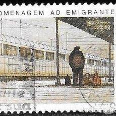 Sellos: PORTUGAL 1979. HOMENAJE AL EMIGRANTE. YT 1413. Lote 244751170