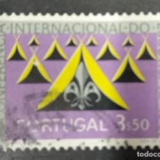 Sellos: PORTUGAL 1961. 18TH INTERNATIONAL CONFERENCE OF SCOUTING. YT:PT 902,. Lote 244923895