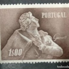 Sellos: PORTUGAL 1957. GARRETT, ALMEIDA (1799-1854) POET AND POLITICIAN. YT:PT 837. Lote 244928840
