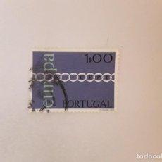 Sellos: PORTUGAL SELLO USADO TEMA EUROPA. Lote 244978740