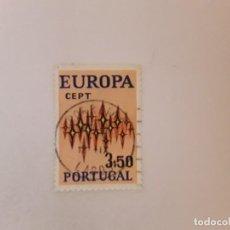 Sellos: PORTUGAL SELLO USADO TEMA EUROPA. Lote 244978795