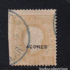 Sellos: AZORES 40 USADA. Lote 252052635