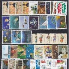 Sellos: SELLOS PORTUGAL AÑO 1998 NUEVOS VER FOTOS VALOR CAT 80 EUROS. Lote 254818590