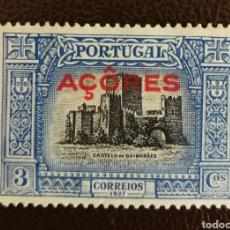 Sellos: PORTUGAL (AZORES) AÑO 1927 MNG (FOTOGRAFÍA REAL). Lote 257282895