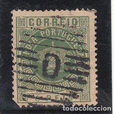 Sellos: INDIA PORTUGUESA .46A FALTA DIENTE ESQUINA INFERIOR IZQUIERDA USADA,. Lote 257311800