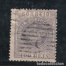 Sellos: INDIA PORTUGUESA .47A USADA,. Lote 257313000