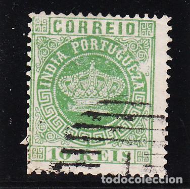 INDIA PORTUGUESA .50A USADA, (Sellos - Extranjero - Europa - Portugal)