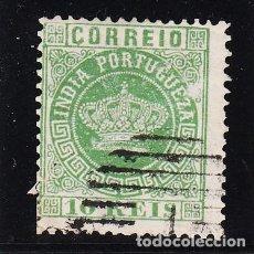 Sellos: INDIA PORTUGUESA .50A USADA,. Lote 257313625