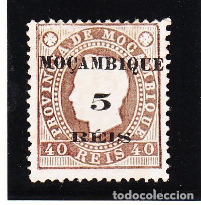 MOZAMBIQUE .54 SIN GOMA, (Sellos - Extranjero - Europa - Portugal)
