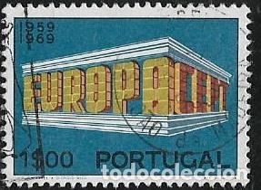 PORTUGAL YVERT 1051 (Sellos - Extranjero - Europa - Portugal)
