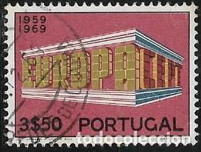 PORTUGAL YVERT 1052 (Sellos - Extranjero - Europa - Portugal)