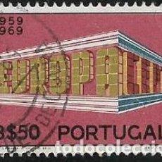 Sellos: PORTUGAL YVERT 1052. Lote 262785055
