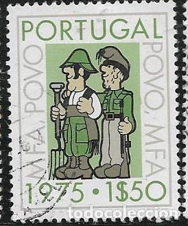 PORTUGAL YVERT 1252 (Sellos - Extranjero - Europa - Portugal)