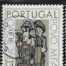 Sellos: PORTUGAL YVERT 1253. Lote 262787015