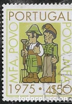 PORTUGAL YVERT 1254 (Sellos - Extranjero - Europa - Portugal)