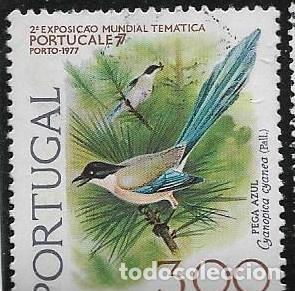 PORTUGAL YVERT 1306, FAUNA (Sellos - Extranjero - Europa - Portugal)