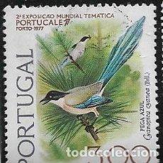 Sellos: PORTUGAL YVERT 1306, FAUNA. Lote 262787195