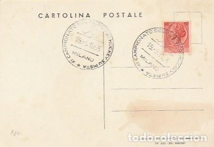 Sellos: Portugal & Maxi, Campeonato del Mundo de Hockey Patines, Palacio de Deportes, Porto-Milán 1955-1956 - Foto 2 - 262814305